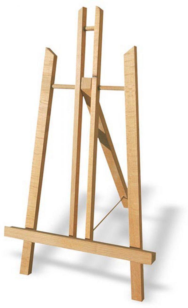 Cavalletto legno/na serie lira