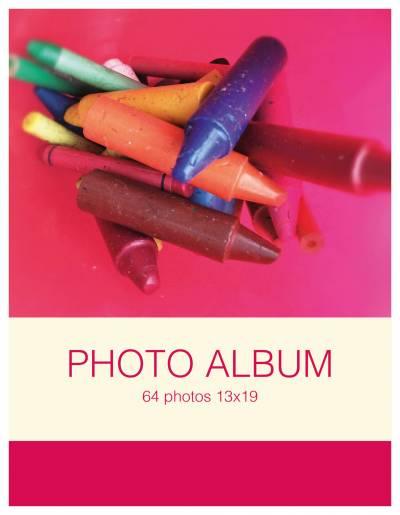 Album basic 64f 11×16 images