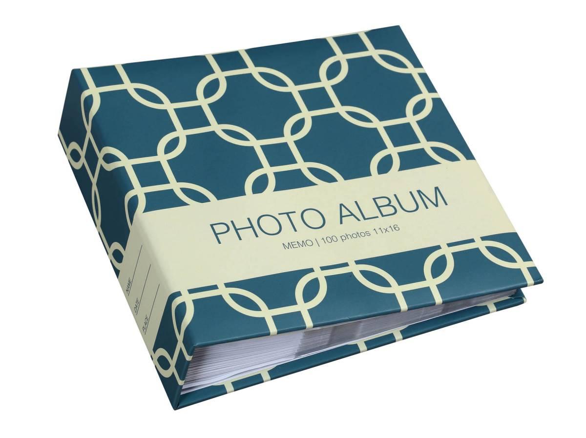 Album memo 100f 11×16 design