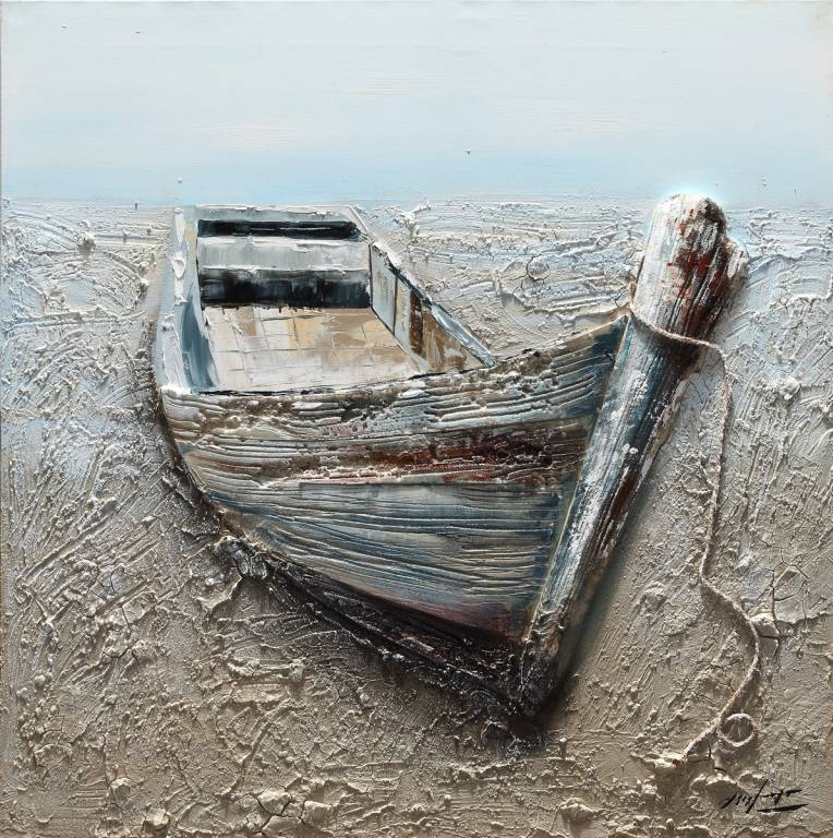 Dipinto art. z559 100×100