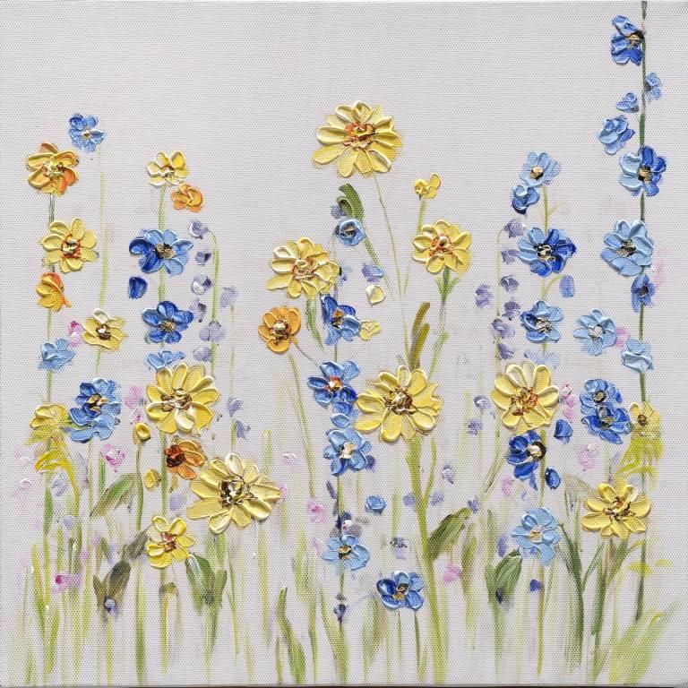 Dipinto art. z607 30×30