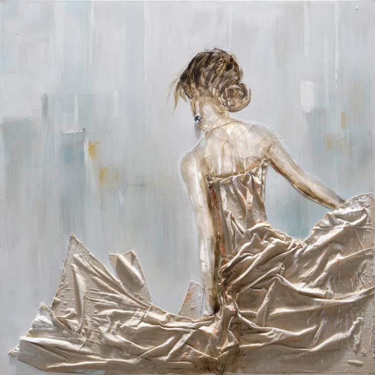 Dipinto art. z661 100×100